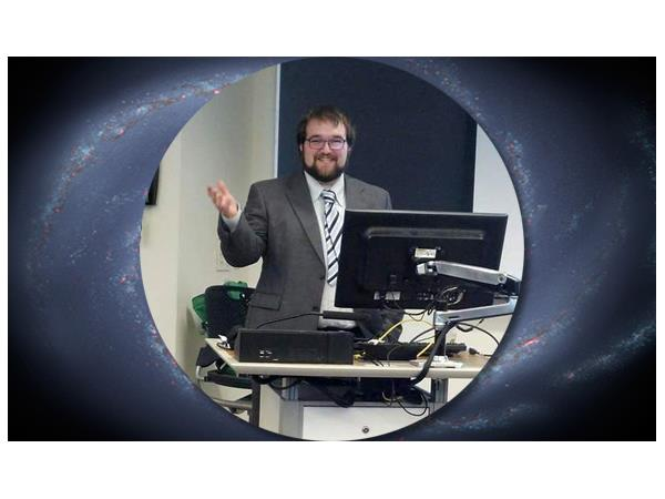 Chris Cogswell - Mutual UFO Network Director of Research 04