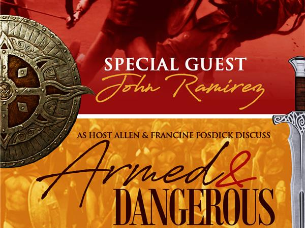 ARMED and DANGEROUS with John Ramirez 09/05 by In The