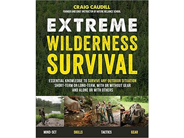 Survival Medicine Hour: Author Craig Caudill of Nature