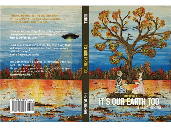 Becoming a Cosmic Citizen - David Still - It's Our Earth Too