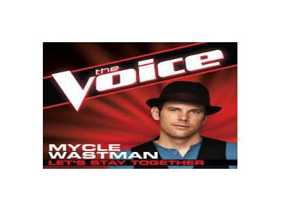 Mycle Wastman The Voice Finalist and U S  Army Veteran 06/19