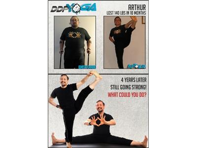 Diamond Dallas Page Ddp Yoga 08 14 By Trs 247 Radio Cris And Alysia Fitness