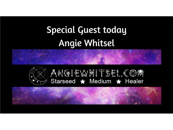 Starseeds, Astrology & Human Design - Interview with Angie Whitsel