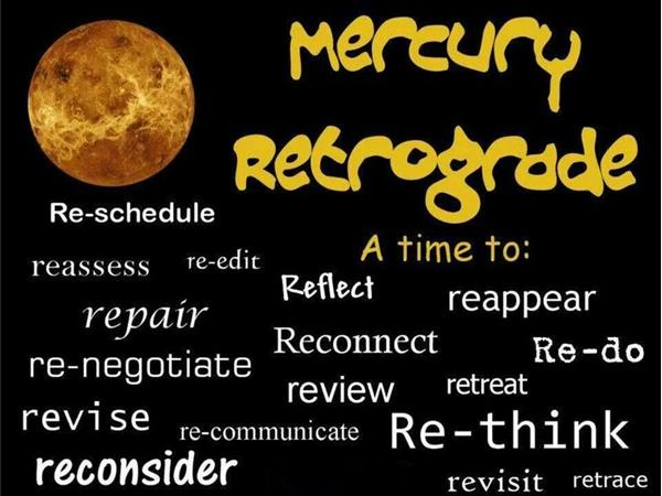 Discuss The Effects of Mercury Retrograde 05/01 by Starz