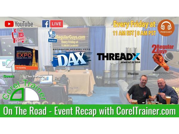 On The Road - APA Expo, Dax KC and ThreadX Recap