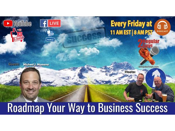 Roadmap Your Way to Business Success