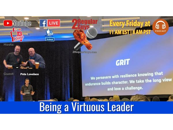 Being a Virtuous Leader