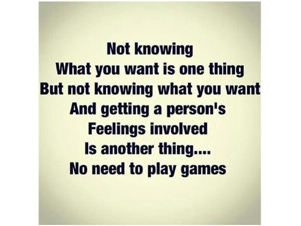 games people play in relationships