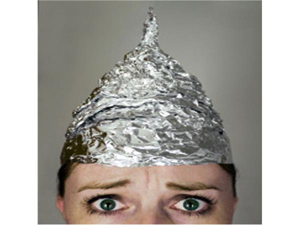 Show Change to Tin Foil Hat Club
