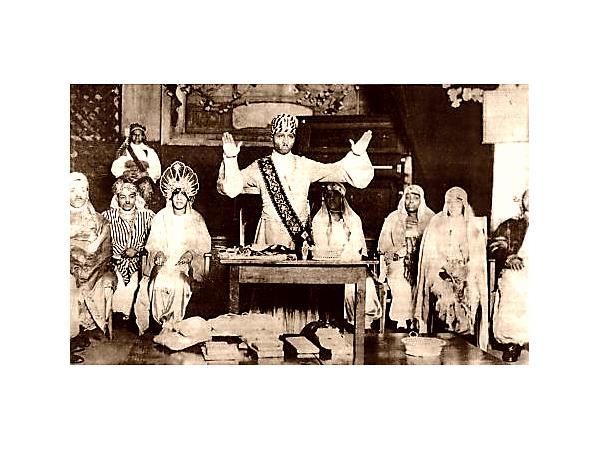 The Moorish New Years Conundrum/PROPHET NOBLE DREW ALI DAY