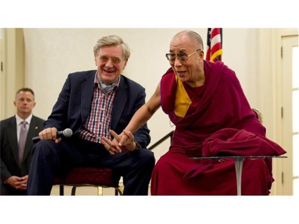 Interview with Robert Thurman, Buddhist Scholar & Teacher - America