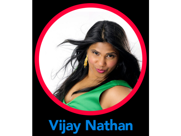 Vijai Nathan on Comedy, Parenting and Being an Indian in America