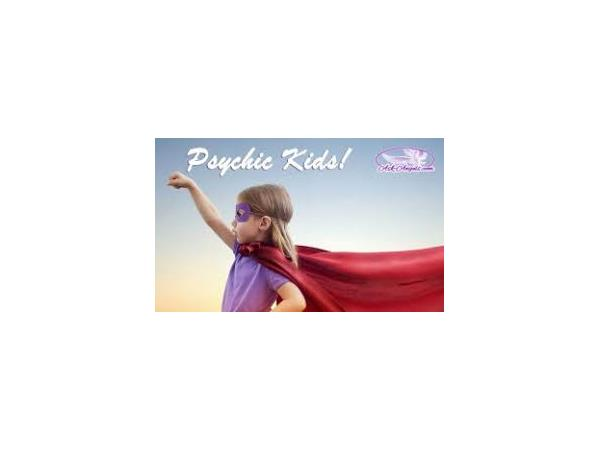 Psychic Children~Helping Parents Guide Children with Psychic