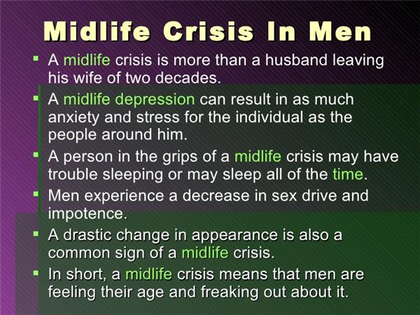 HONEY HUSH- What Are The Differences Between Male and Female Midlife