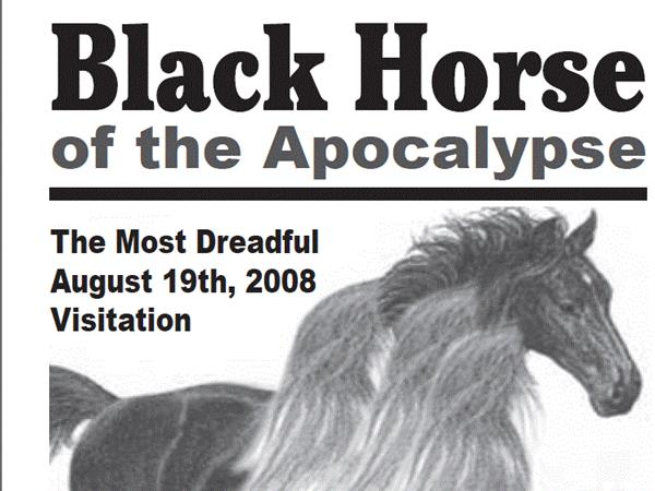 Revelation 6, Prophecy of the Four Apocalyptic Horseman