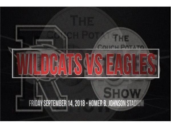 Plano Wildcats vs Rowlett Eagles - Bill Serna & Sonny Clark