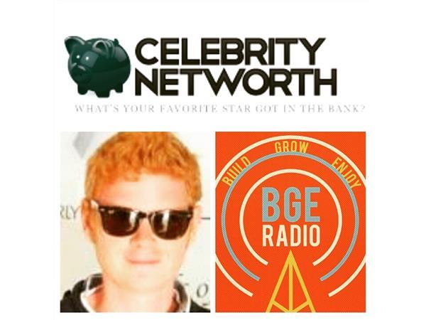 Brian Warner, CEO - CelebrityNetWorth com 01/29 by BGE RADIO