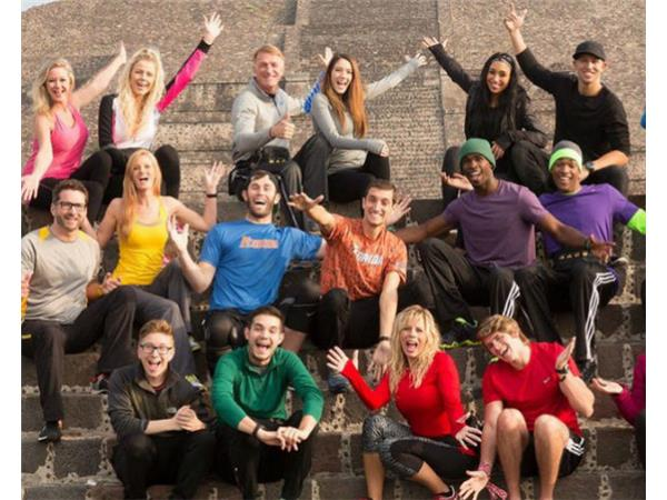 THE AMAZING RACE 2ND PIT STOP SHOW w/Host LOUIE STRAVATO (TAR16) +