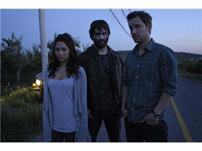 GenreTainment! - The Cast Of Being Human and Defiance 11/09
