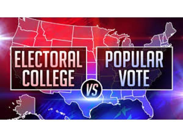 The Popular Vote vs The Electoral College/Trump vs Biden Predictions