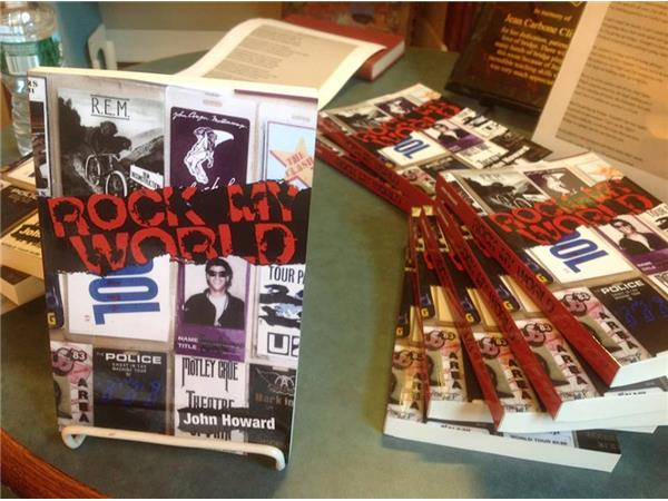John Howard Of Rock My World And His Life On The Road With Famous Bands 12 13 By Authors On The Air Radio 2 Books Submit a tip or combo. blog talk radio