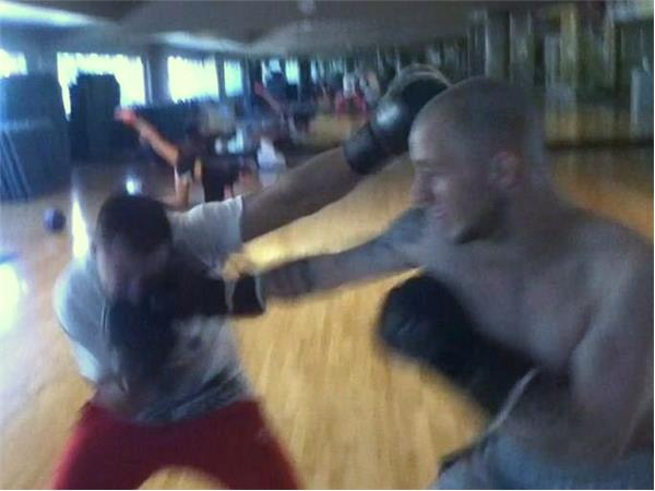 P4P #1 Charlie Z Lands Hardest Punch Ever Recorded On Video