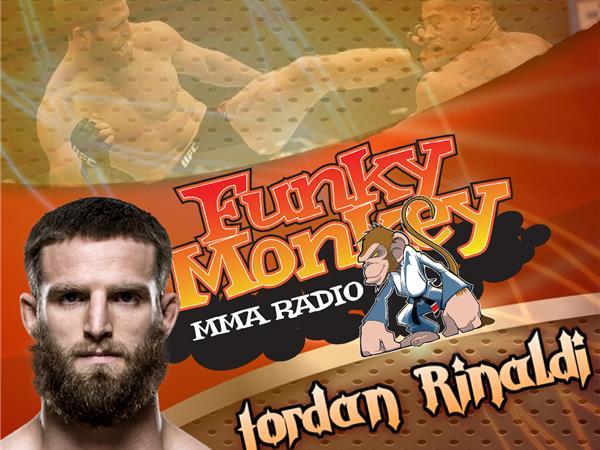 Jordan Rinaldi talks recent UFC win