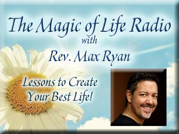 LIVE Intuitive Readings with Max Ryan
