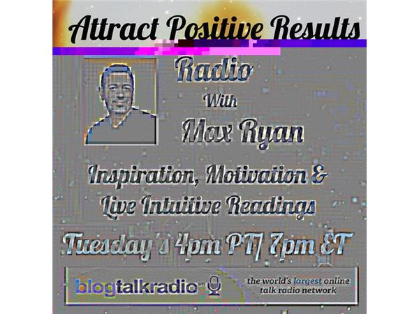 The Miracle of Prayer & LIVE Intuitive Readings with Max Ryan
