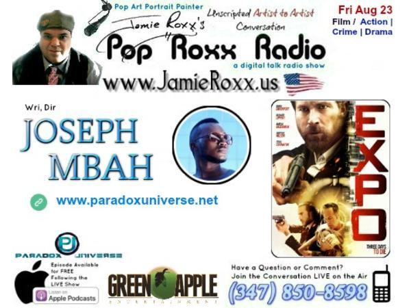 JOSEPH MBAH (Expo 2019 Film (Wri, Dir / Action | Crime