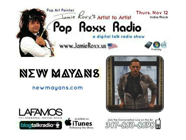 New Mayans     Indie-Rock from Chicago 11/20 by Jamie Roxx s
