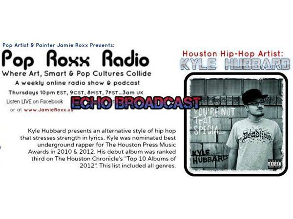 Kyle Hubbard Interview Hip Hop Artist [Echo Broadcast] 12/26 by