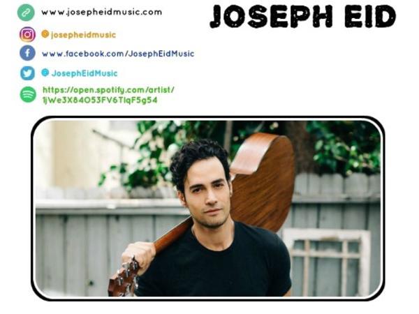JOSEPH EID (Folk Pop, Americana) 08/15 by Jamie Roxx s Pop