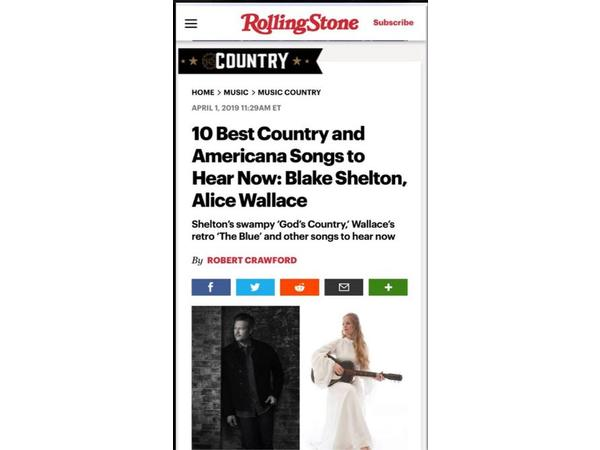 Alice Wallace's