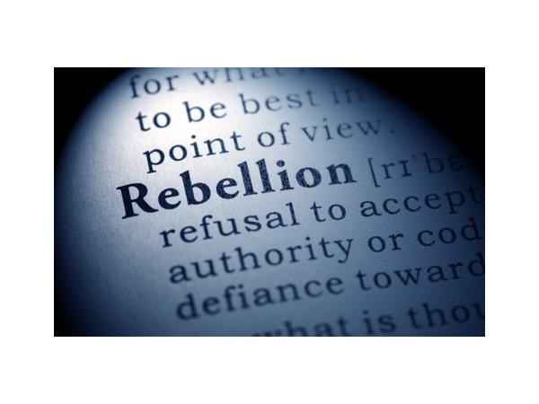 Deepertruth: Be Strong Be A Man Series: Rebellion is the sin of Witchcraft 04/21 by Deeper Truth | Christianity