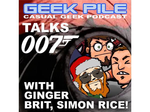 58 James Bond Talk Christmas Cartoons With Simon Rice 12