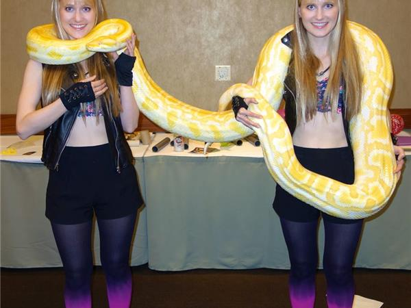 W Amp T Welcome The Harp Twins Camille Amp Kennerly 08 12 By