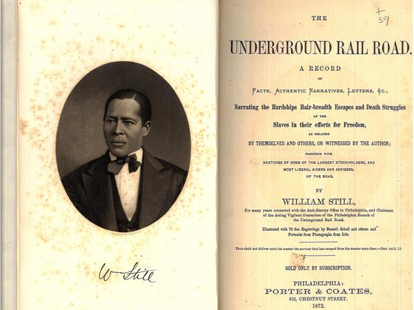 Image result for william still father underground railroad
