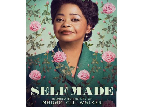 SELF-MADE WOMAN book trailer - YouTube