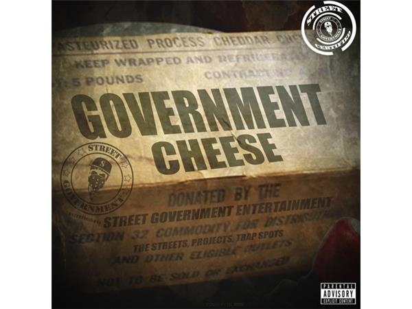 Only Sick People Eat Government Cheese 619 768 2945 01