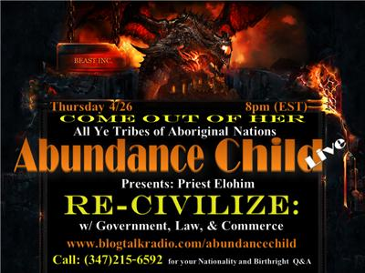 Come out of her all ye tribes of aboriginal nations 04/26 by