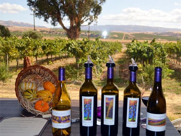 Big Blend Radio: Wine Tasting in Livermore and The Tri-Valley