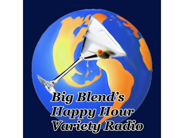 Big Blend Radio Authors Happy Hour Show