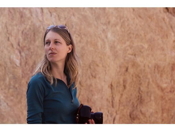 Big Blend Radio: Photographer Sarah Weeden in Death Valley