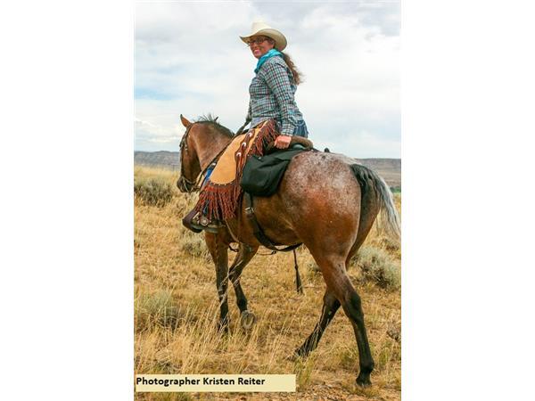 Big Blend Radio: Chief Joseph Trail Ride Photographer Kristen Reiter