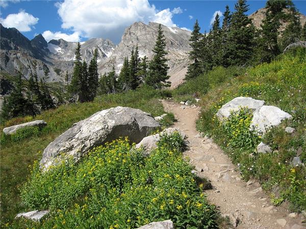 Big Blend Radio: Arapaho and Roosevelt National Forests in Northern Colorado