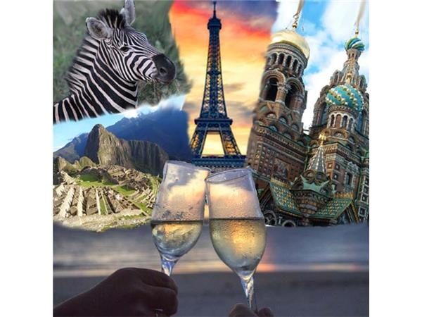 Big Blend Radio: World Travel Radio Party