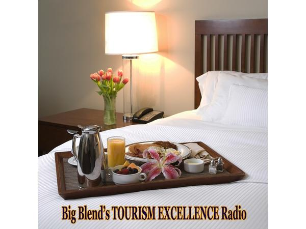 Big Blend Radio: Travel Writing and Cultural Tourism