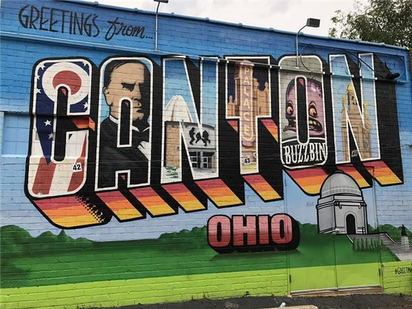 Big Blend Radio: Canton, Ohio Exceeds Expectations