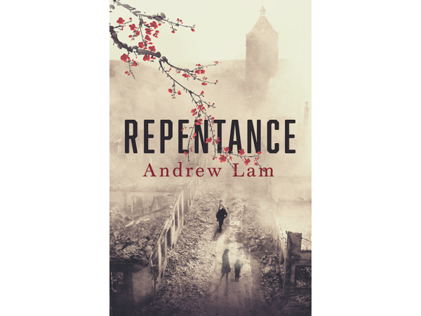 Big Blend Radio: Author Andrew Lam - Repentance